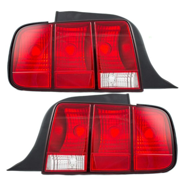 Newmar Mountain Aire (41ft / 45ft) Replacement Tail Light Unit Pair (Left & Right)