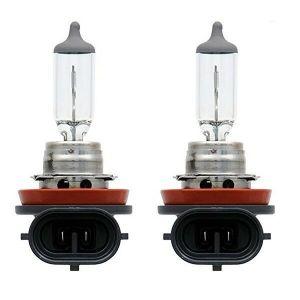Fleetwood Revolution Replacement Low Beam Headlight Bulbs Pair (Left & Right)