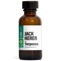 Jack Herer Terpenes Blend - Floraplex 30ml Bottle