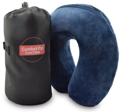 Crafty World Travel Pillow