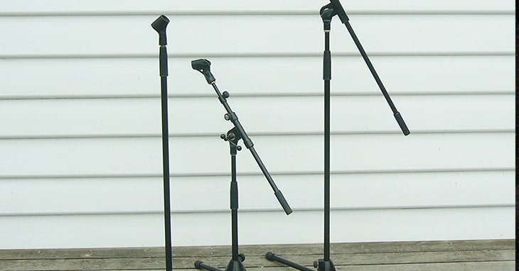 Best Microphone Stands & Arm Stands Reviews (Sep, 2019) - A