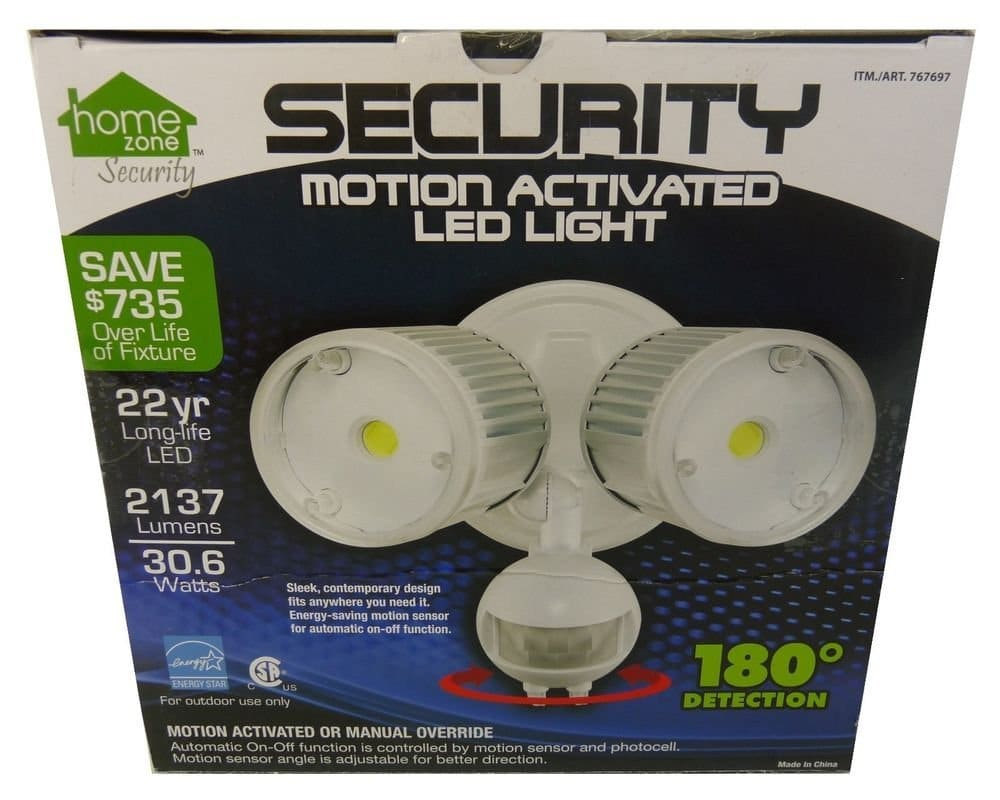 Wireless Security Lights Outdoor