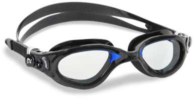 Cressi Flash Swim Goggles Adult - Swimming Goggles For Men
