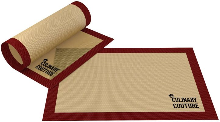 Culinary Couture Silicone Baking Mat