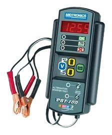 Midtronics PBT300 Battery Charging Starting System Tester
