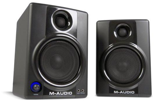 M-Audio Studiophile AV 40 Active Studio Monitor Speakers (Pair)