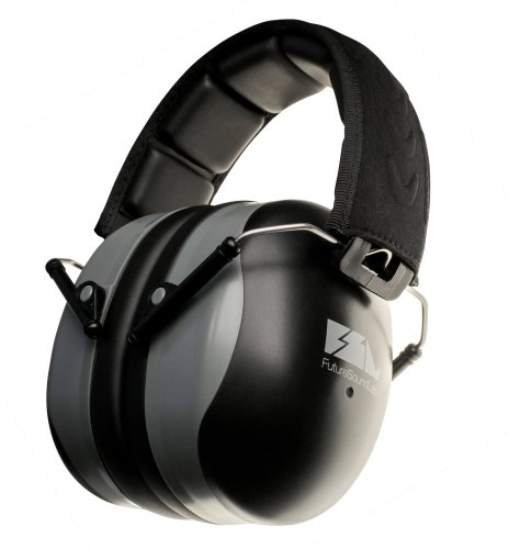 FSL Decimate Earmuffs 34dB NRR Protection - Professional Ear Defenders for Shooting - 3 Year Warranty
