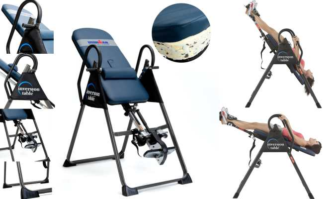 Top 10 Best Inversion Tables Reviewed In 2020- A Step By Step Guide 8