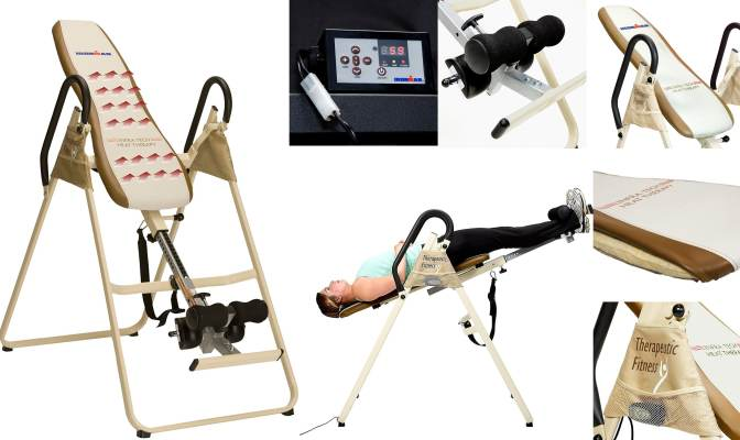 Top 10 Best Inversion Tables Reviewed In 2020- A Step By Step Guide 4