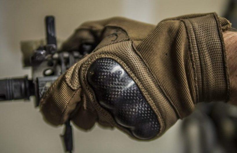BestHard Knuckle Gloves