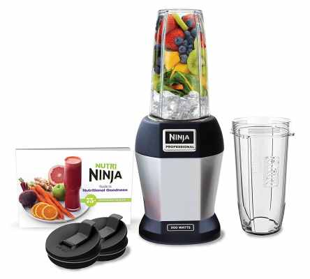 Top 10 best personal size blenders review june 2018 for Magic bullet motor size
