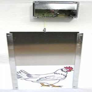 Top 10 Best Automatic Chicken Coop Doors Review In 2020- A Step By Step Guide 1