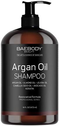 Baebody Beauty Argan Oil Shampoo