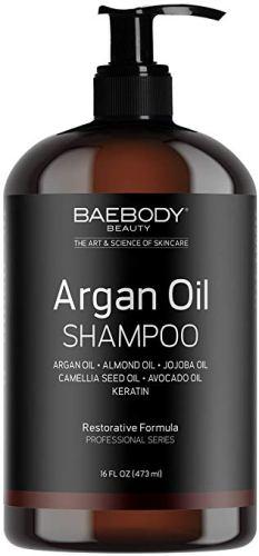 Baebody Beauty Argan Oil Shampoo