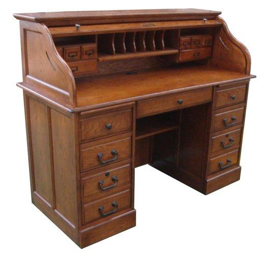 Chelsea Home Mylan Roll Top Desk