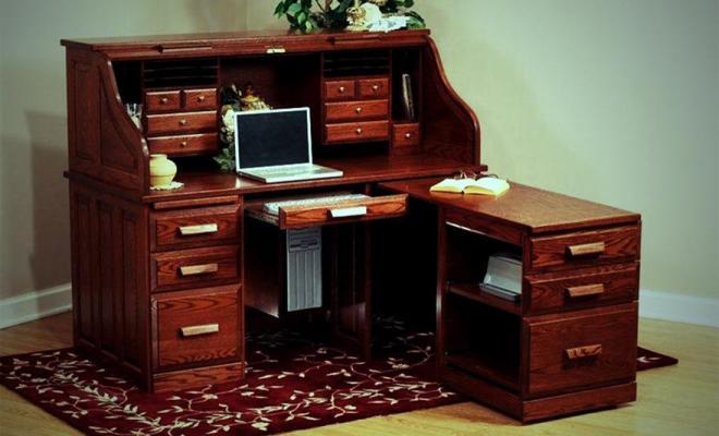 Roll Top Desks