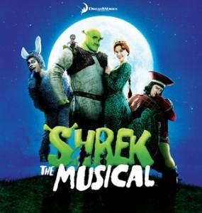Shrek Tickets