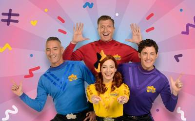 The Wiggles VIP Tickets