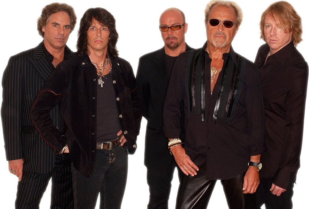 Foreigner Front Row Tickets
