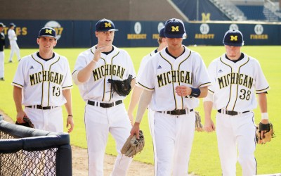 Michigan Wolverines Baseball Tickets