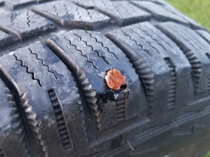 Toyota Tacoma Tire Plug kit image