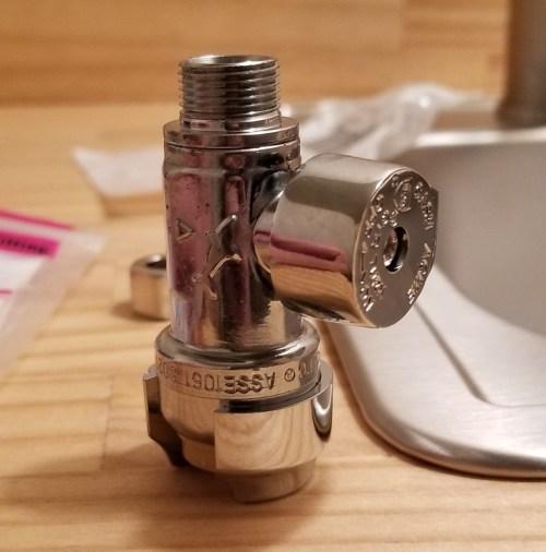 SharkBite 23037-0000LFA Water Valve Shut off for Sink