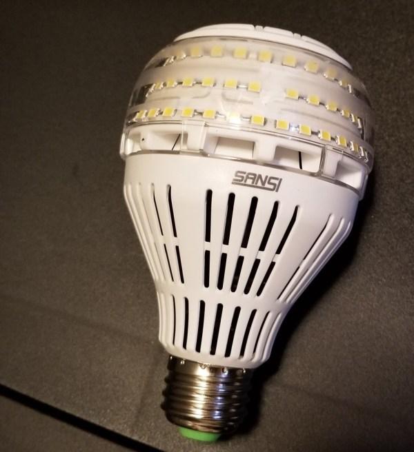 Best LED light bulbs for the Garage Sansi Reviews