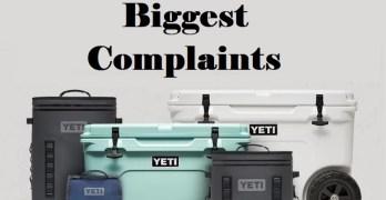 BIGGEST Yeti Cooler Complaints