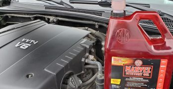 Can you use Marvel Mystery Oil in your Engine image