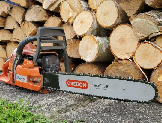 Best Bar and Chain Combo for Husqvarna Chainsaw