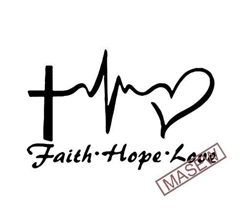Download Faith Hope Love Svg, Religious Svg, Christian Svg ...