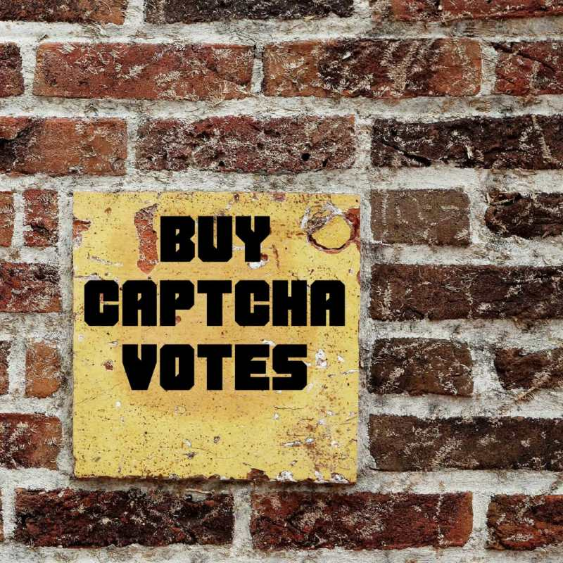 buy online captcha votes