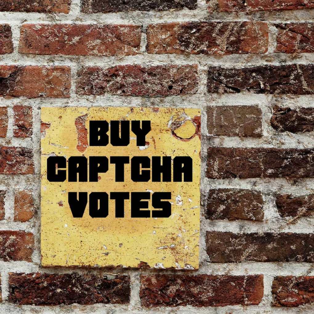 buy online captcha votes
