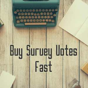 buy survey votes fast