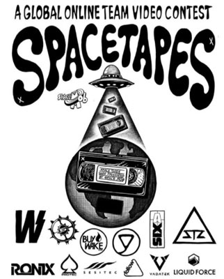 A Global Online Team Video Contest: Space Tapes