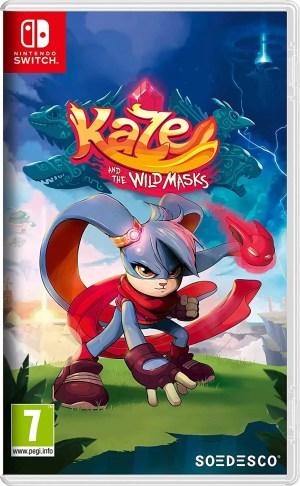 Kaze And The Wild Masks (Nintendo Switch)