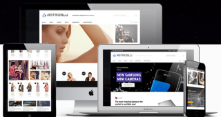 [ASTROBLU] Hastacom Review – WordPress Themes for E-Commerce WP Website