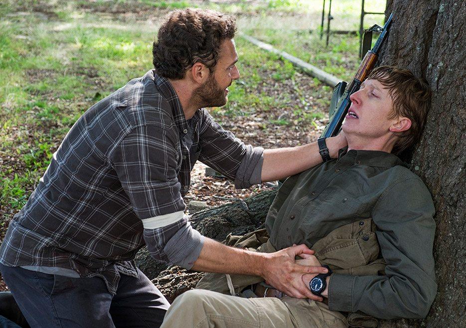 The Walking Dead Episode 3's Most Talked About Scene