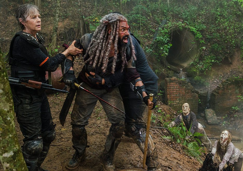 The Walking Dead Episode 4's Most Talked About Scene