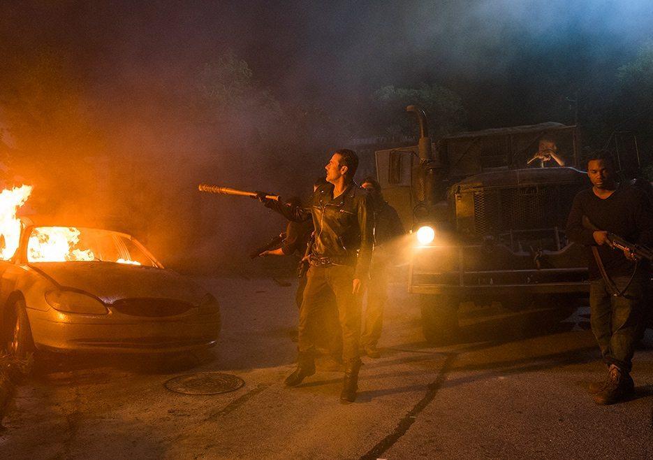 Making of the The Walking Dead's Mid-Season 8 Finale