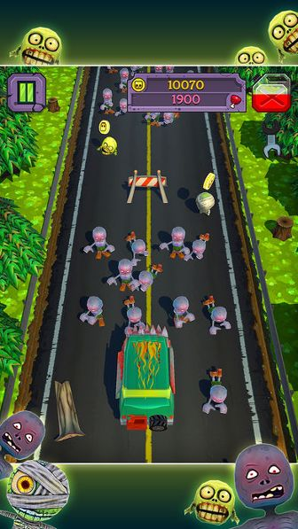 'Truck Zombie' Action Game Now Available on AppStore and PlayStore