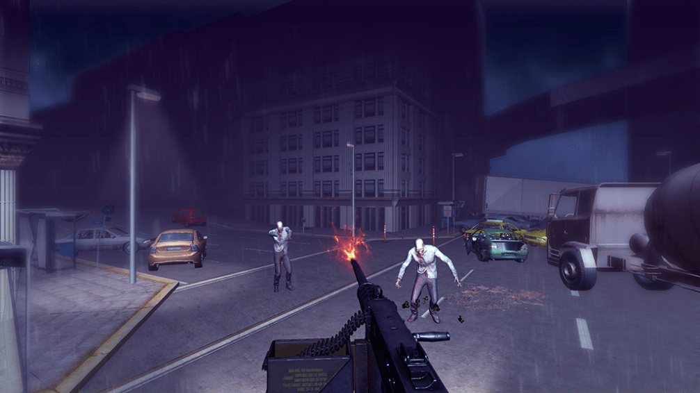 Virtual Amigos Brings the Zombie Apocalypse to Your Living Room in AR First-Person Shooter