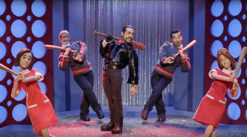 'The Robot Chicken Walking Dead Special: Look Who's Walking' Drops This March!