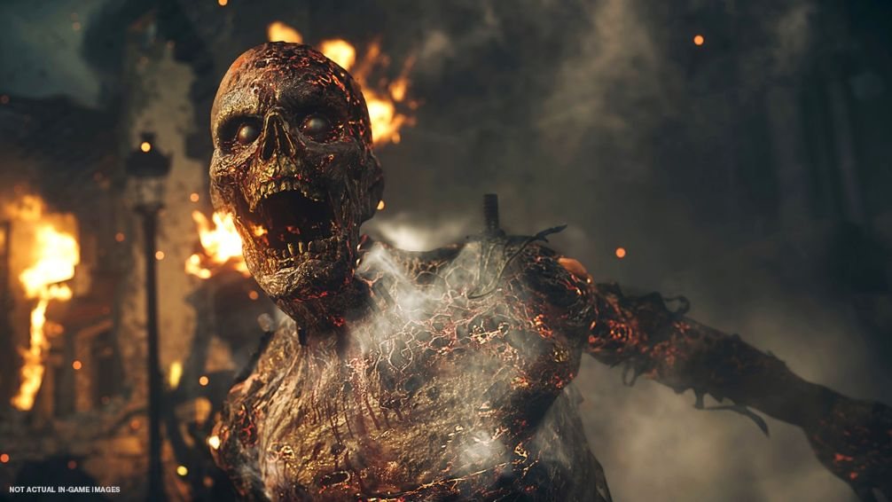"'Call of Duty: WWII' is Giving Us More Zombies with DLC ""The Shadowed Throne"""