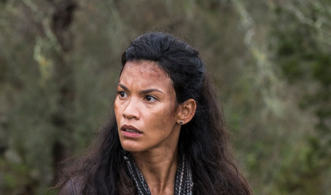Fear the Walking Dead Q&A — Danay Garcia (Luciana)