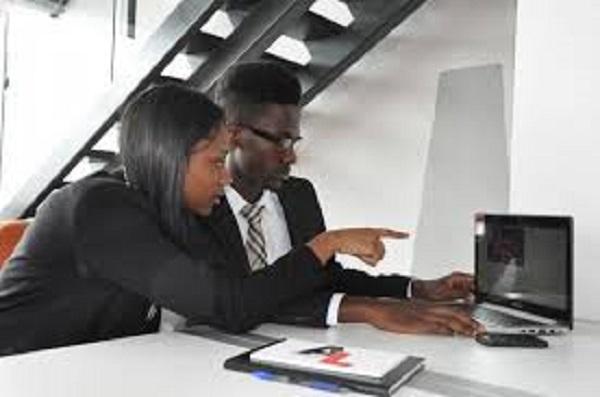 couple d'entrepreneurs