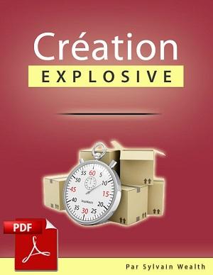 Gagner 1000 euro par1000 mois avec creation explosive