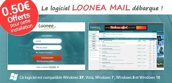 application Loonea pour gagner de l'argent