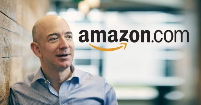 Business en ligne - Jeff Bezos Amazon ecommerce