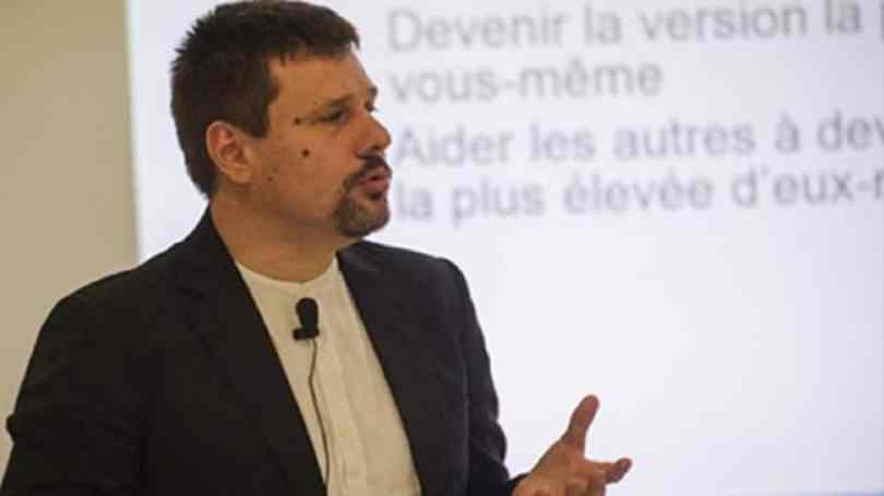 Business en ligne de Laurent Chenot